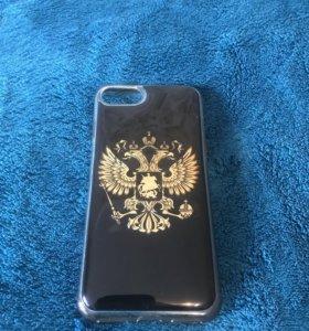 Чехол на iPhone 7 силиконовый