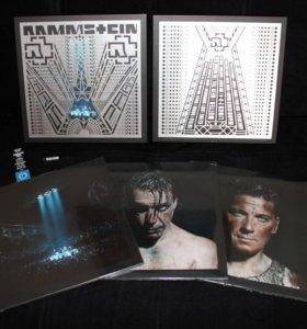 Rammstein - Paris 4 LP + 2CD + Blu-ray Box