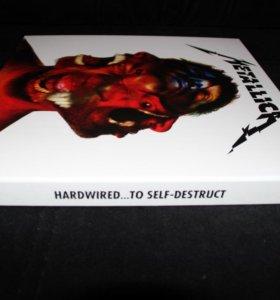 Metallica - Hardwired To Self-Destruct 3 LP+CD BOX
