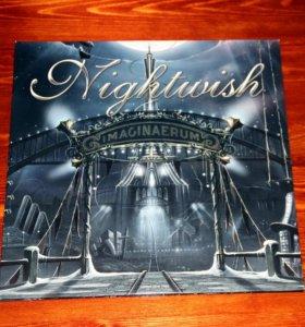 Nightwish - Imaginaerum 2 LP (white)