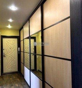Квартира, 3 комнаты, 78.4 м²