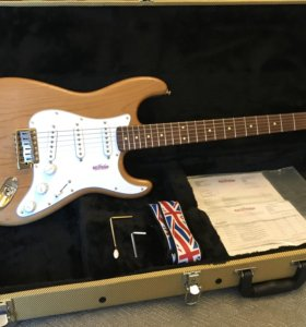 Fender Stratocaster Custom Build