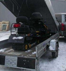 Перевозка квадрациклов, снегоходов