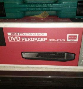 DVD/HDD рекордер SONY
