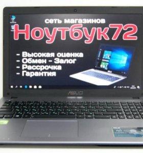 Ноутбук Asus X550LC-X0074H. Гарантия. Рассрочка