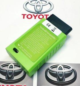 Программатор ключей Toyota OBD2 G + H