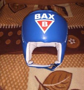 Боксёрский шлем. BAX.