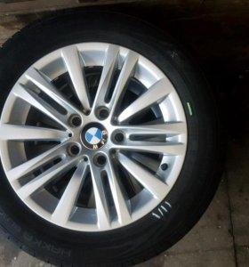 Колеса в сборе R16 225 50 Nokian BMW (R 16)