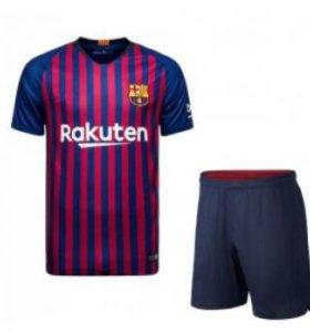 Футбольная форма Барселоны (основная)