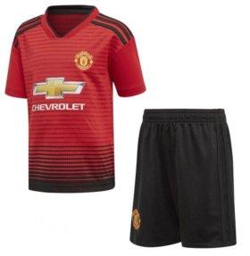 Форма Манчестер Юнайтед (основная)