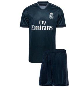 Футбольная форма Real Madrid выездная