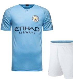 Форма Манчестер Сити (основная)