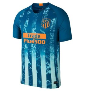Форма Атлетико Мадрид резервная
