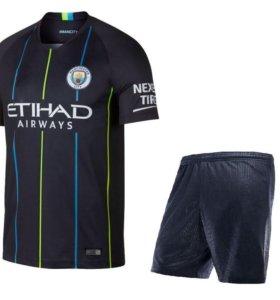 Выездная форма Манчестер Сити