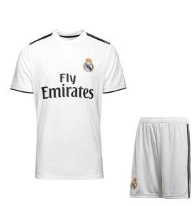 Футбольная форма Реал Мадрид (основная)
