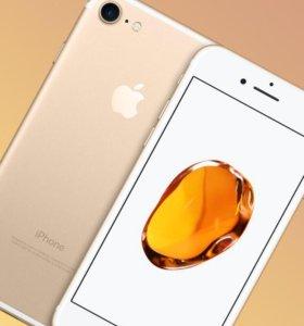 IPhone 7 128 gb Gold- золотой оригинал