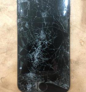 Айфон 6 с корпусом от айфон 7