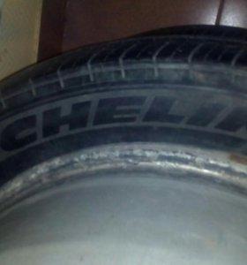 колёса KHAN R17 ,4 диска литьё и 2 покрышки