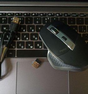 Беспроводная мышь Rapoo MT750