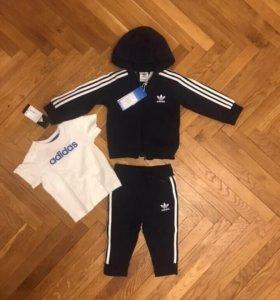 Спортивный костюм adidas для мальчика