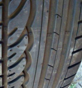 Шина Dunlop sp sport 01 235/55 R17