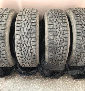 Зимние шины Roadstone WINGUARD SPIKE
