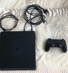 PlayStation 4 Slim 1TB + 9 игры