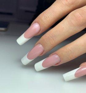Курсы: Наращивание ногтей, волос
