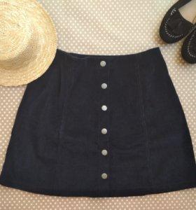 Новая юбка из вельвета LCW