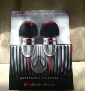 Atomic Floyd MiniDarts+Remote