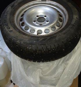 Комплект колёс в сборе ЗИМА 215/65 R16