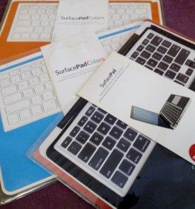 SurfacePad - Кожаное Покрытие для MacBook 13'