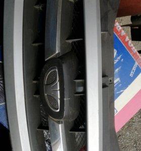 Решетка радиатора нексия 150кузов