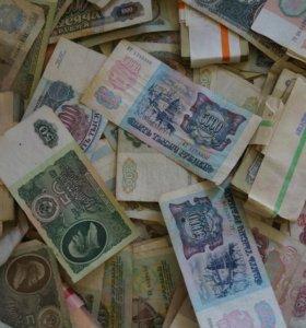 Набор более 5000 банкнот СССР обновлено 03.06