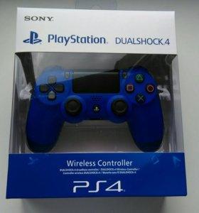 Джойстик беспроводной на Sony PlayStation 4