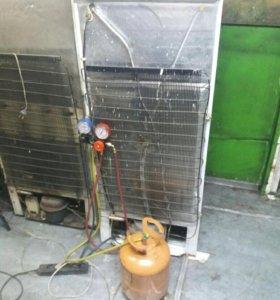 Ремонт холодильников любой модели на дому