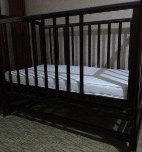 Кровать- маятник