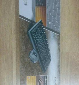 Комплект клавиатура и мышка