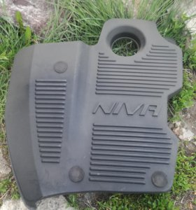 Крышка двигателя Шевроле Нива