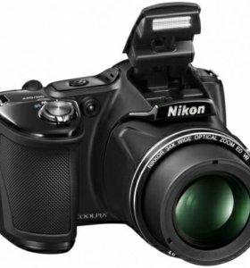 Фотоаппарат Nikon coolpix l830 34х zoom (новый)