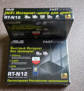 Маршрутизатор Asus RT-N12