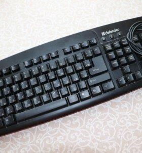 Клавиатура б/у, разъём PS/2