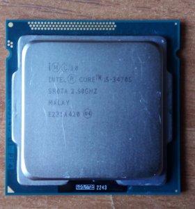 Intel core i5-3470S