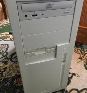 Новый компьютер Pentium 4, Windows XP