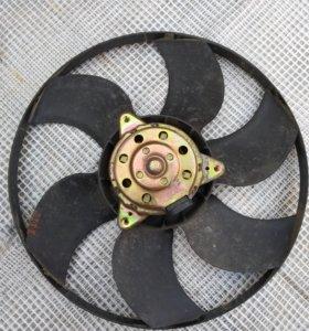Вентилятор, крыльчатка Рено Логан