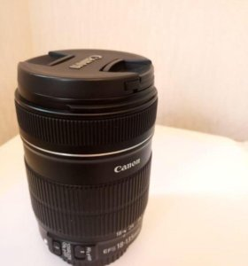 Объектив Canon EF-S 18-135mm