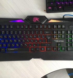 Клавиатура игровая