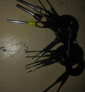 Сьемник контактов для ремонта электропроводки
