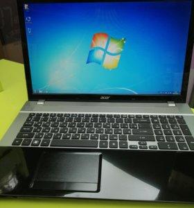 Acer v3-771G i5 8gb SSD