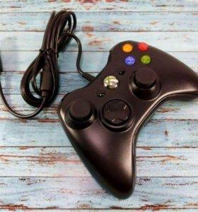 Контроллер игровой для Xbox 360 и компьютера
